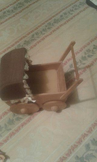carrito muñeca