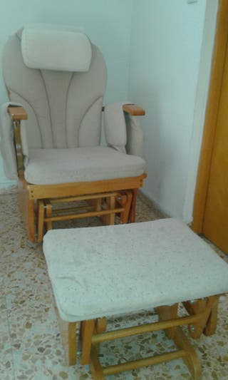 sillon de lactancia