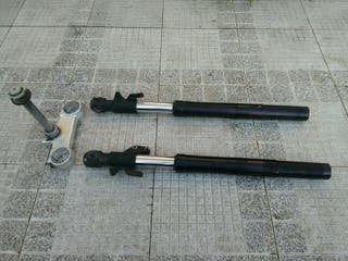 suspension delantera aprilia rs 125 chesterfield