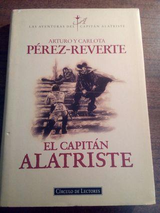 arturo perez reverte - el capitan Alatriste