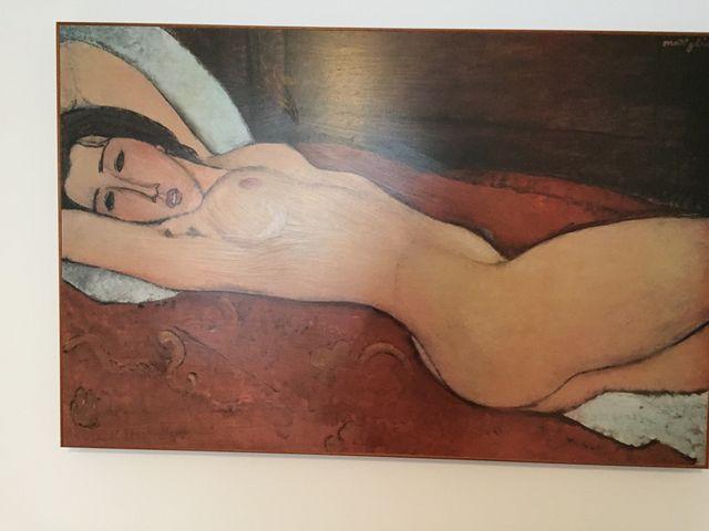 Cuadro Mujer Desnuda De Segunda Mano Por 50 En Bollullos De La