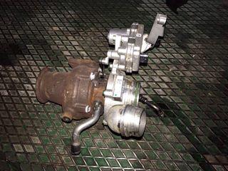 Turbo bmw 118d