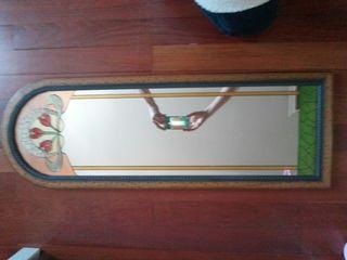 espejo artesania