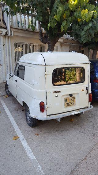 Renault r4 1989