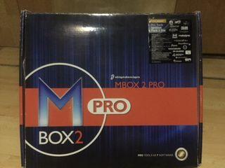 Interfaz de audio Digidesign MBOX 2 Pro