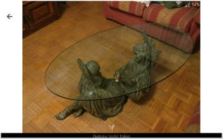 mesa resina