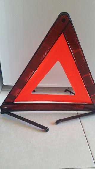triángulo de coche
