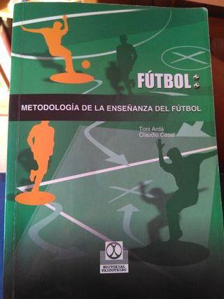 libro futbol