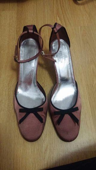Zapatos boda Fosco. Num 40