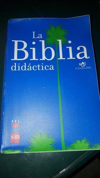La Biblia didáctica