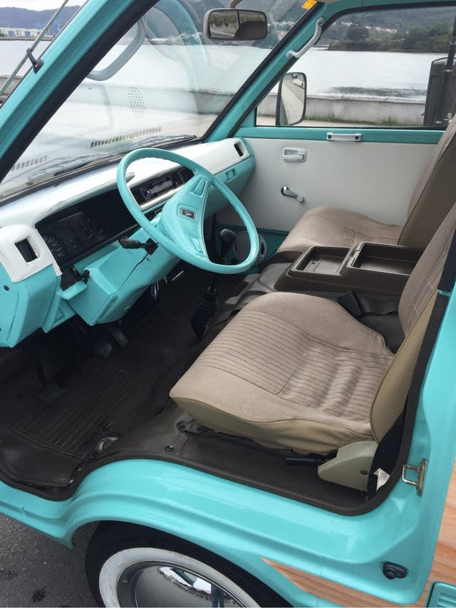 Nissan Vanette 1993
