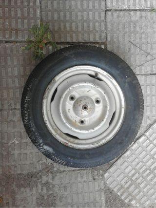 Llanta Renault 4, 1a. Serie