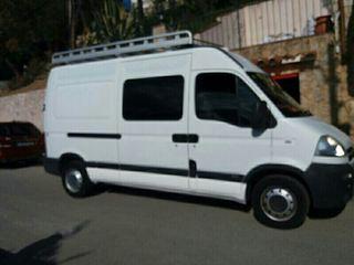 Opel furgoneta 2007
