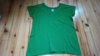 Tee-shirt vert Zara taille 40