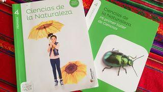 Ciencias de la Naturaleza 4 primaria Ed Santillana
