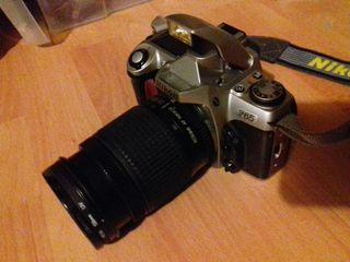 cámara Nikon analogica F65