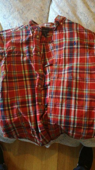 Camisa Ralph Lauren para niño-adolescente