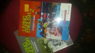 Living English 2 work book y student book