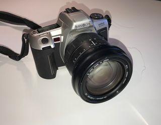 Cámera Fotográphica Minolta