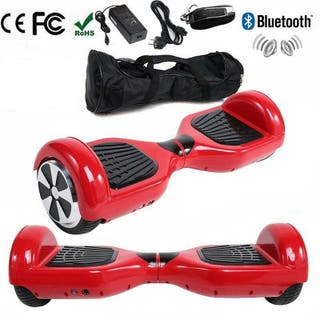 patinete scooter eléctrico hoverboard
