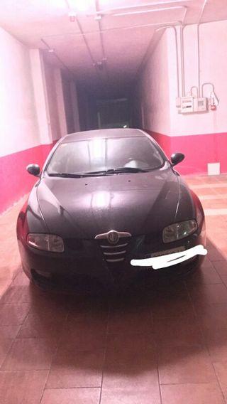 Alfa romeo Gt 2005 negro 150cv