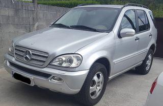 Mercedes-Benz Clase M 2004