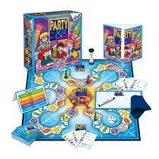 juego de mesa party junior