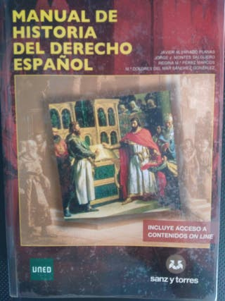 Manual Historia del Derecho Español