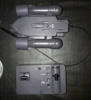 Motor playmobil radio control
