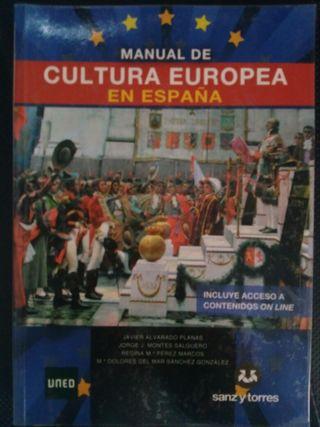 Manual de Cultura Europea