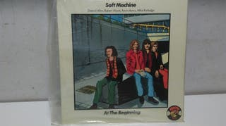Disco Vinilo Soft Machine