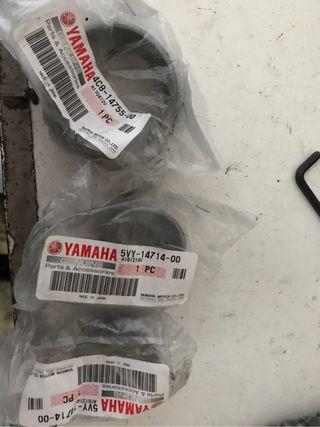 Juntas escapes original yamaha