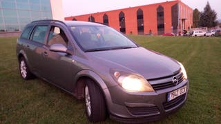 opel Astra sw 1.6TwinSport 2005