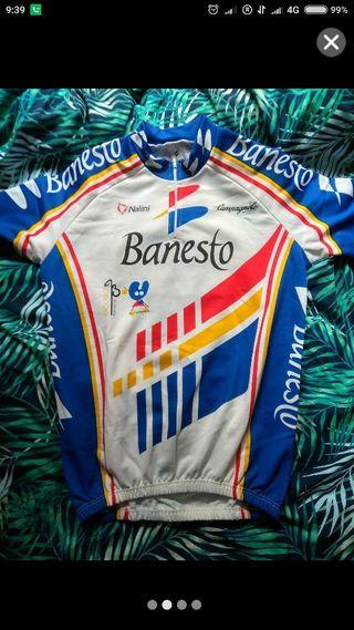 Vintage Banesto Tour de France Bike Cycling Bicycl