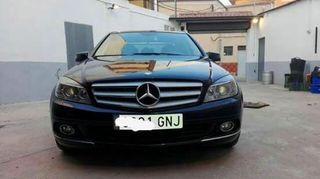 Mercedes Clase C350 4matic 231cv 2010 nacional