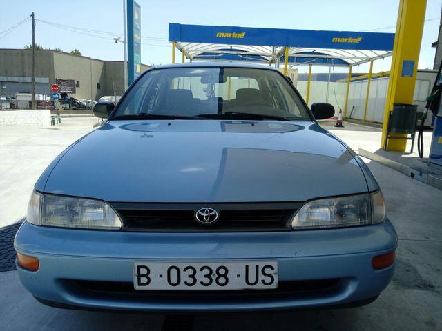 Toyota Corolla 1998 De Segunda Mano Por 2500 En Barbera Del