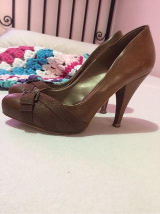 Zapatos mujer bershka