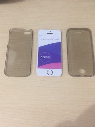 Funda iphone 5s completa