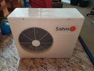 condensadora aire acondicionado