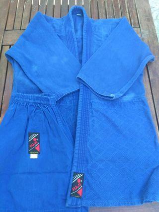 Kimono Fuji azul