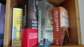 lote 4 libros x 30€
