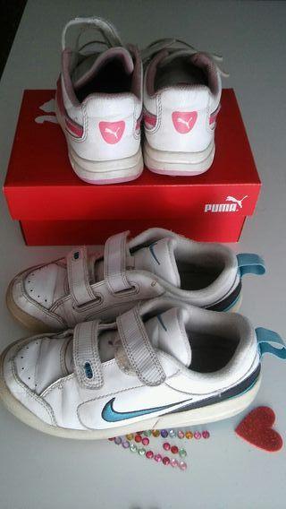 Zapatillas Nike y Puma n 31