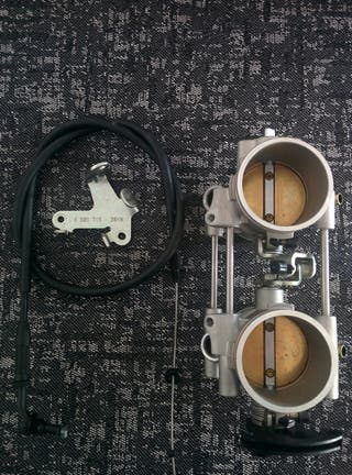 Kit limitacion 35kW original BMW para modelo f800r