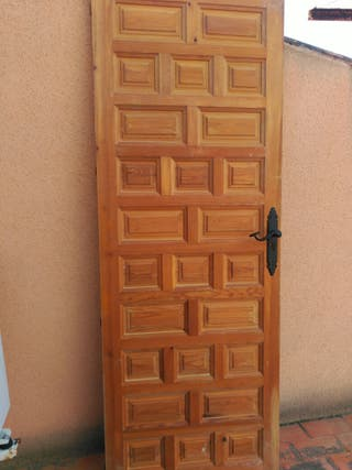 Puerta castellana nueva