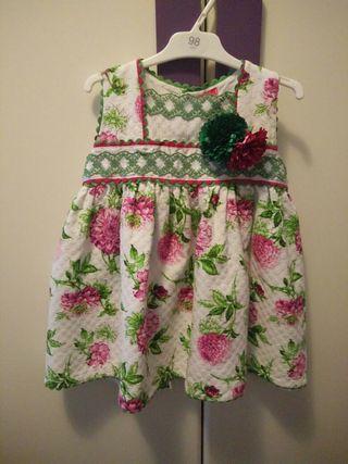 vestido niña talla 3-4