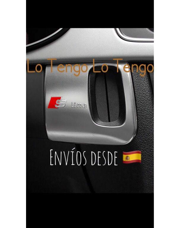 Embellecedor Cerradura A4/A5 Audi Sline