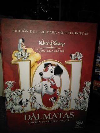 OFERTA Dvd Edicion platino coleccionistas