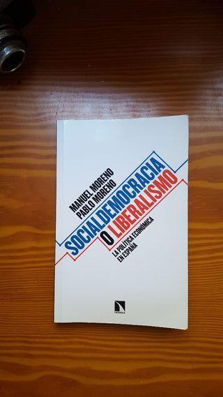 Socialdemocracia o liberalismo