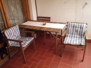 muebles terasa o jardin