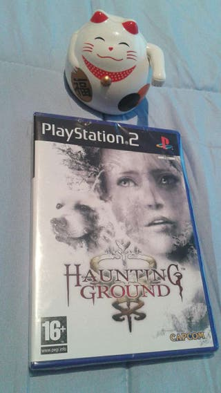 HAUNTING GROUND - PS2